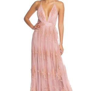 Luxxel Formal Maxi Dress